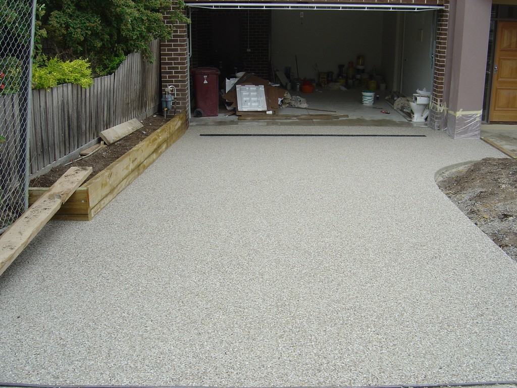 exposed aggregate driveway 5 Exposed Aggregate Pilacon