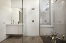 Polished Concrete Bathrooom