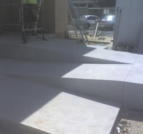 Custom Concreting